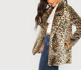 On Second Thought: Teddy Coat in Leopard