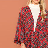 On Second Thought: Plaid Outwear