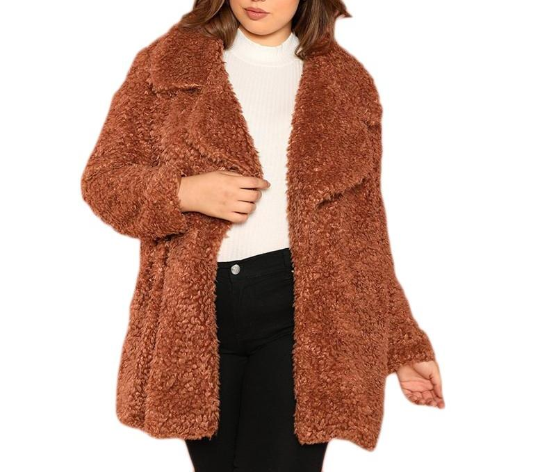 More Fabulous Collection: Teddy Coat in Brown
