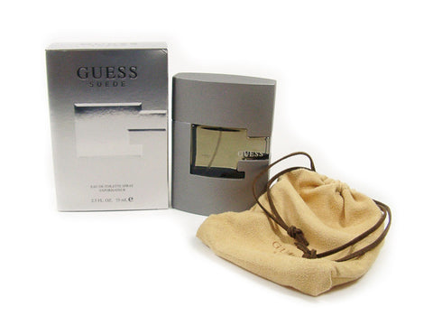 Guess Suede By Guess for men - Authentic Perfumes