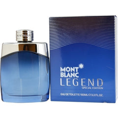 Mont Blanc Legend For men - Authentic Perfumes  - 5
