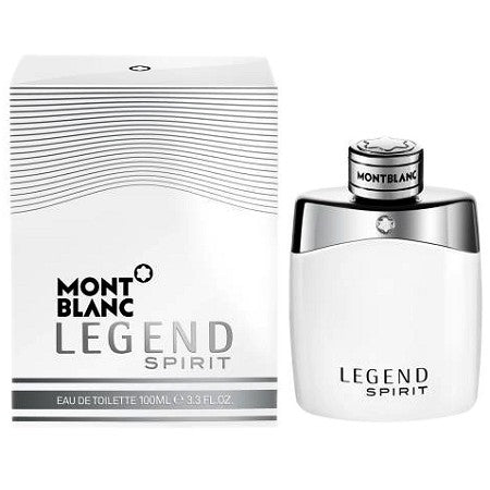 Legend Spirit by Mont Blanc for men - Authentic Perfumes