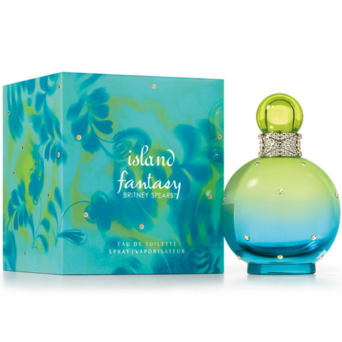 Island Fantasy By Brittney Spears for women - Authentic Perfumes
