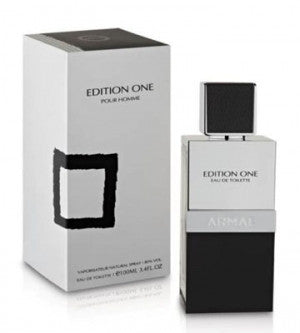 Edition One Pour Homme by Armaf for men - Authentic Perfumes
