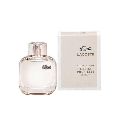 L.12.12 Pour Elle Elegant by Lacoste for women - Authentic Perfumes
