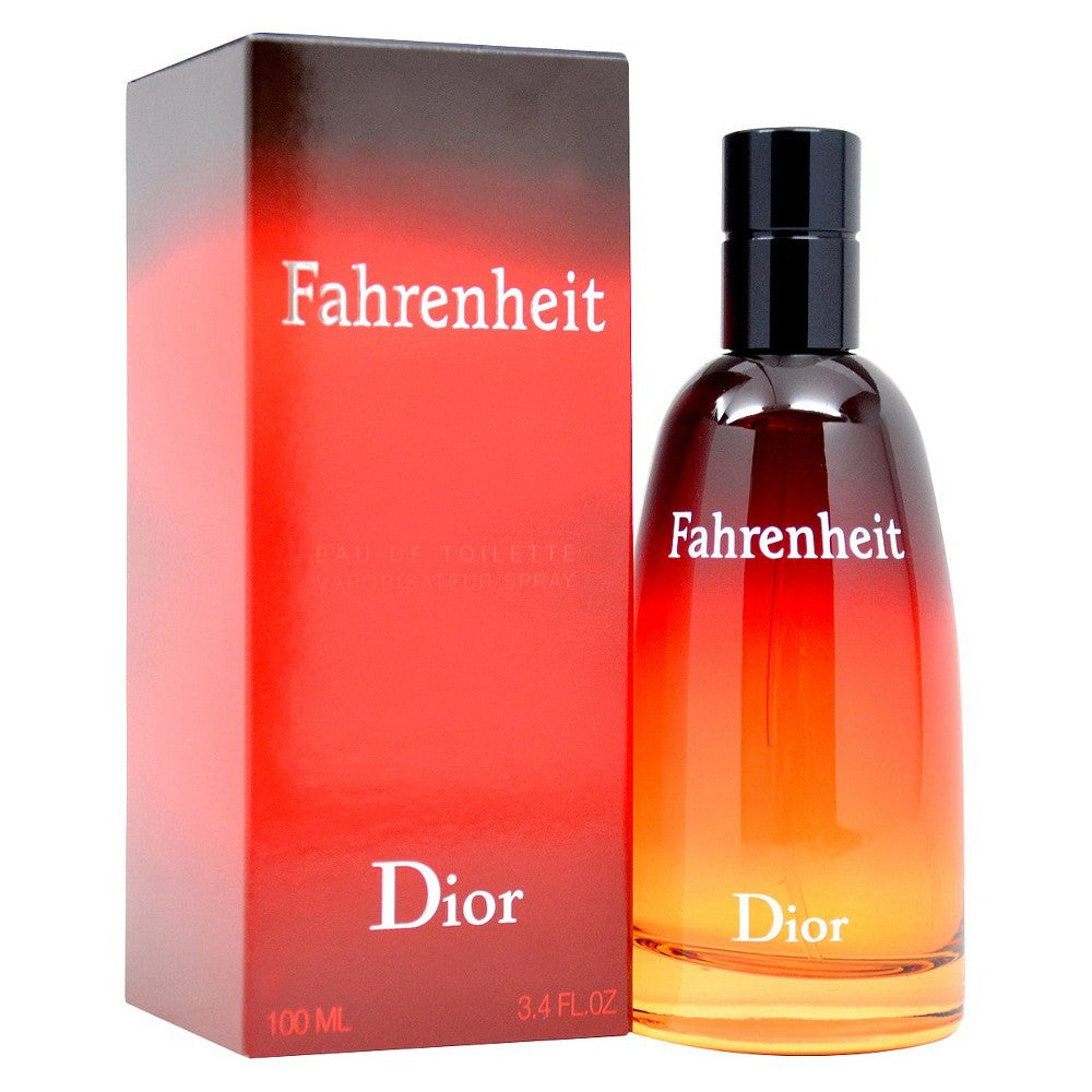 Fahrenheit By Dior for men - Authentic Perfumes  - 1