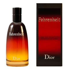 Fahrenheit By Dior for men - Authentic Perfumes  - 2