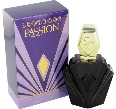 Passion by Elizabeth Taylor for women