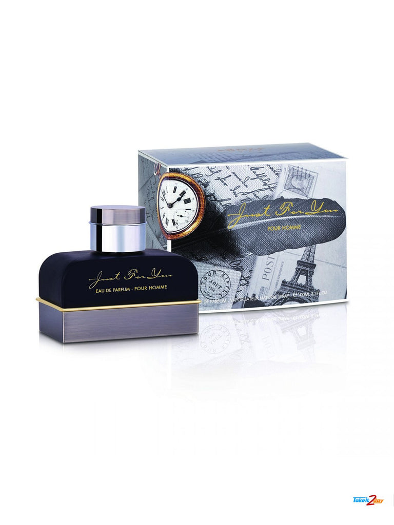Just for You by Armaf for men - Authentic Perfumes