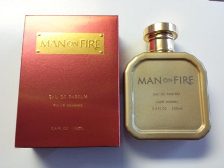 Man on Fire by YZY for men - Authentic Perfumes