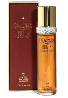 Elizabeth Taylor Diamonds and Rubies  By Elizabeth Taylor for women - Authentic Perfumes