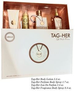 Tag-Her By Armaf for women - Authentic Perfumes