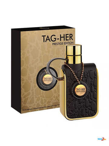 Tag Her Prestige by Armaf for women - Authentic Perfumes