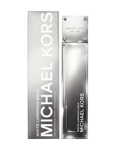 White Luminous Gold By Michael Kors For Women - Authentic Perfumes  - 1