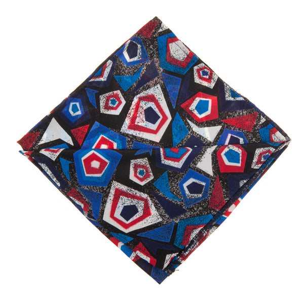 Polygon Shaped Pocket Square