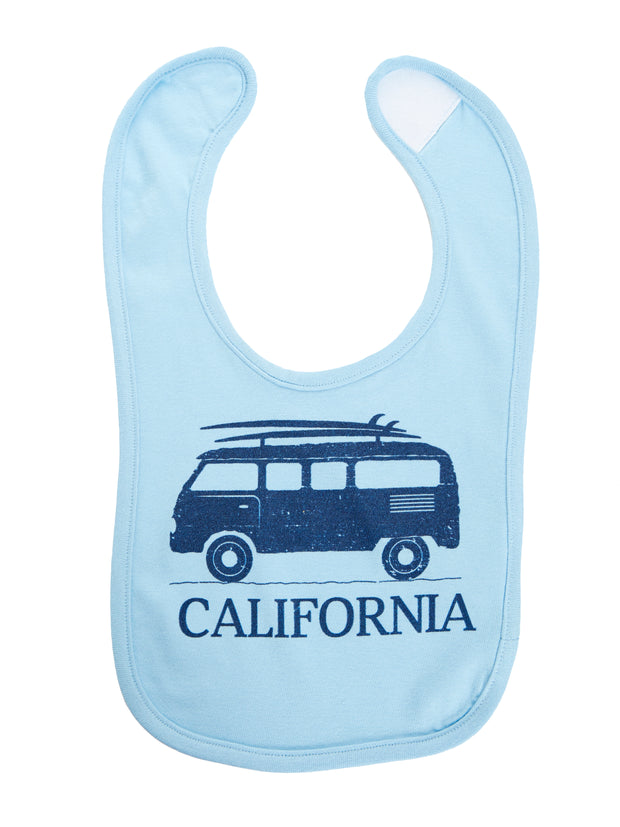 California VW Bus Surfboards