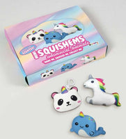 Iscream Whimsical Mini Squishems