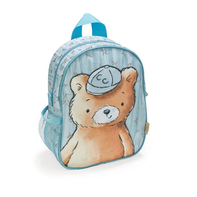 Bunnies by the Bay Cubby the Bear Backpack