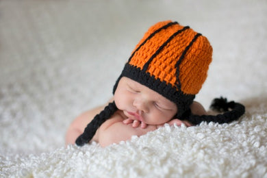 The Daisy Baby Basketball Style Hat-Ace - gigisbabyboutique