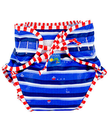 Kushies Reusable Swim Diaper - Ahoy