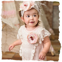 Frilly Frocks Vivian Rose Clippie