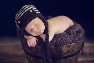 The Daisy Baby Jackson Hat - gigisbabyboutique
