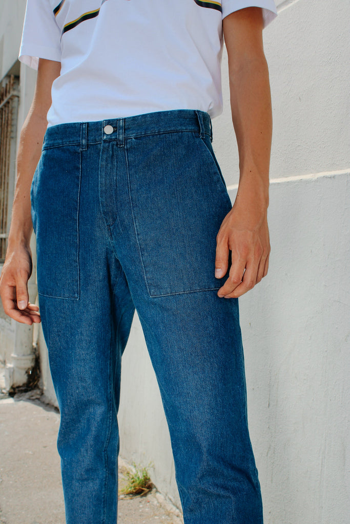 Pantalon Gone - Denim Light