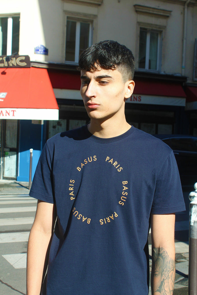 T-Shirt Union - Marine