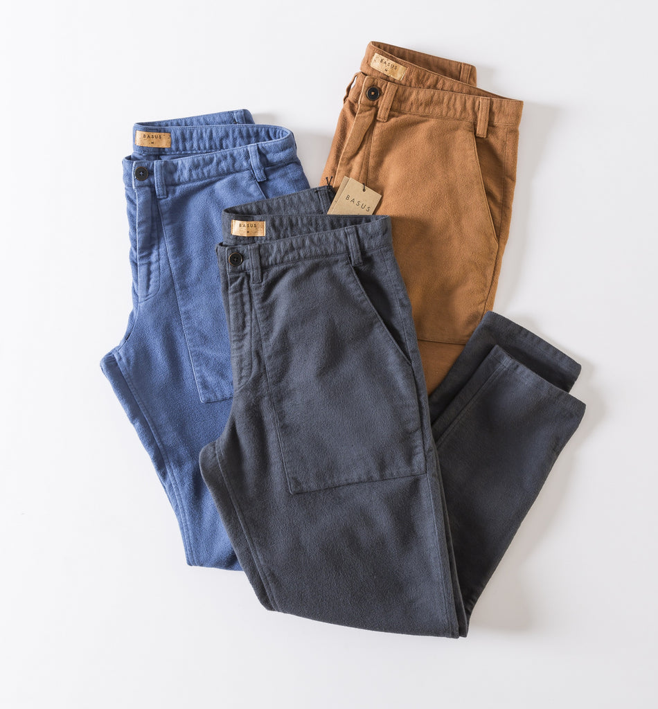 Pantalon - Workman - Marine