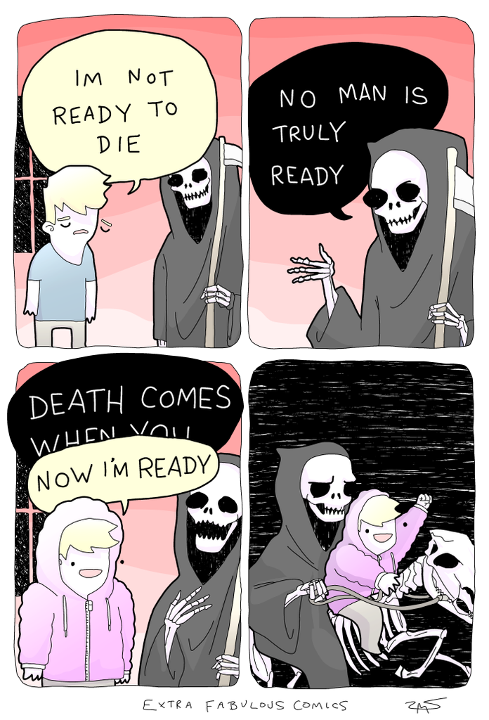 PRINT: Ready to Die