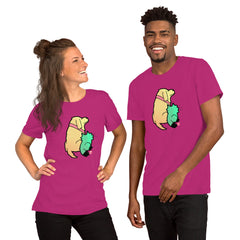 Deogie+Uncle Short-Sleeve Unisex T-Shirt