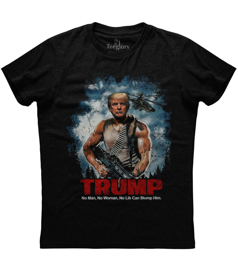 Trump No Man No Woman Can Stump T-shirt