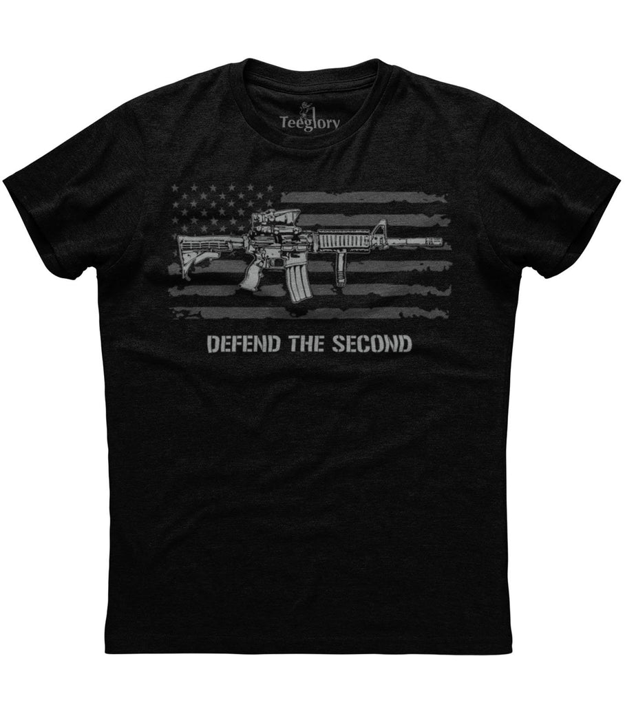 Defend The Second T-shirt