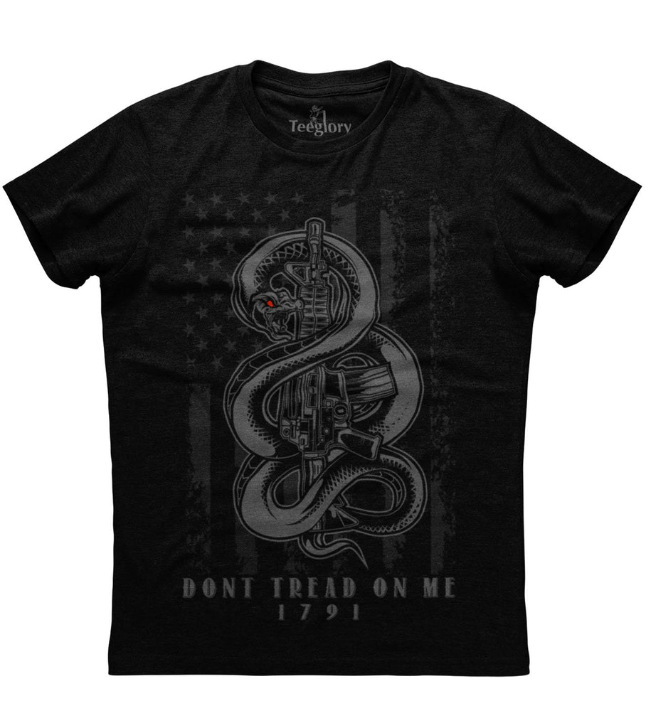 Don't Tread On Me 1791 T-shirt