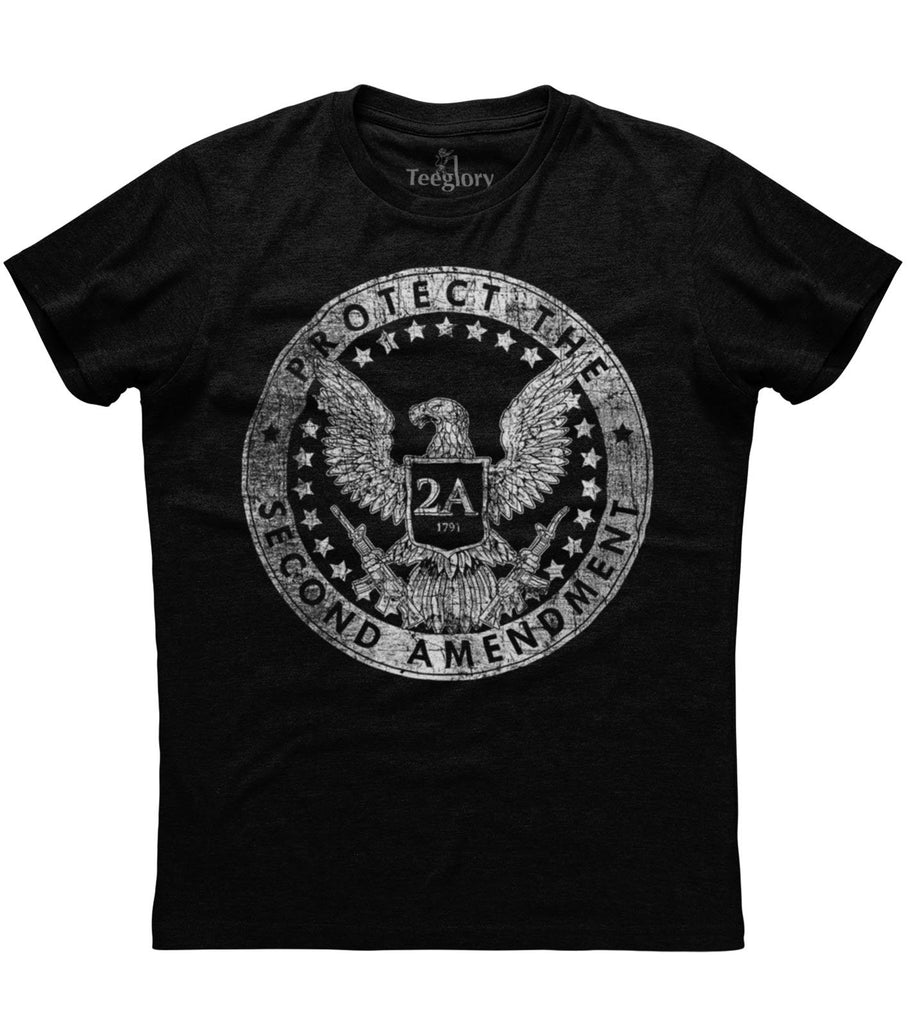 Protect The Second Amendment 2A T-shirt