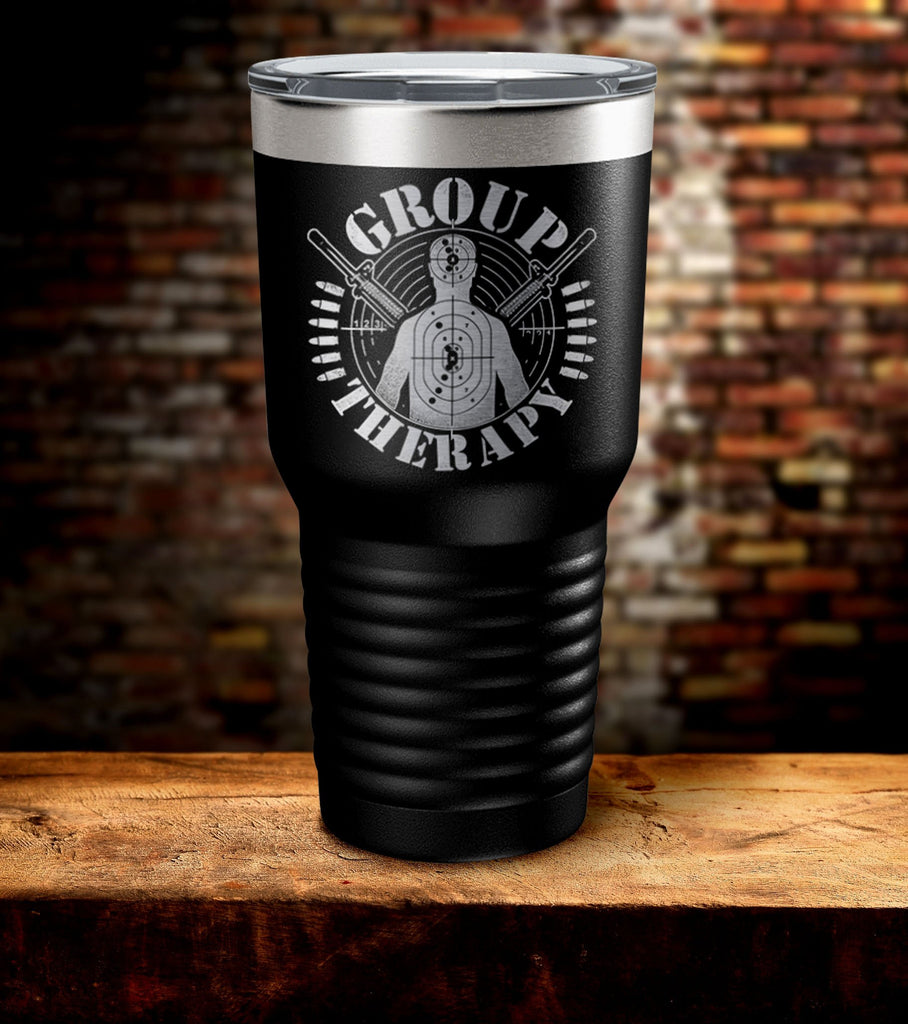 Group Therapy Tumbler