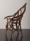 ADIRONDACK ROOT CHAIR