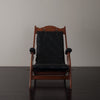 RECLINING CAMPAIGN CHAIR