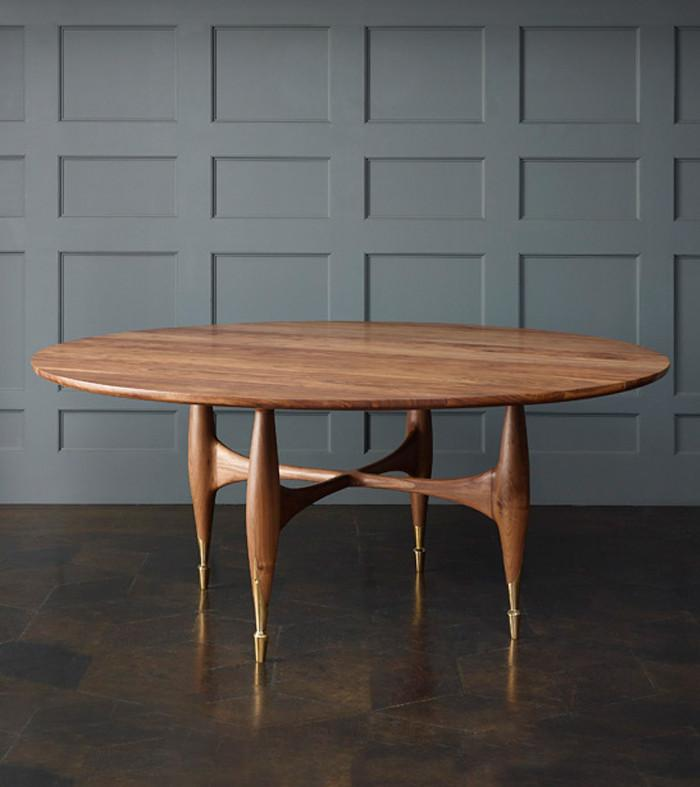 Polanco Table, Round