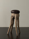 BC WORKSHOP BRONZE ROOT STOOL
