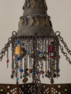 BEDOUIN BEADED BRASS FIXTURES