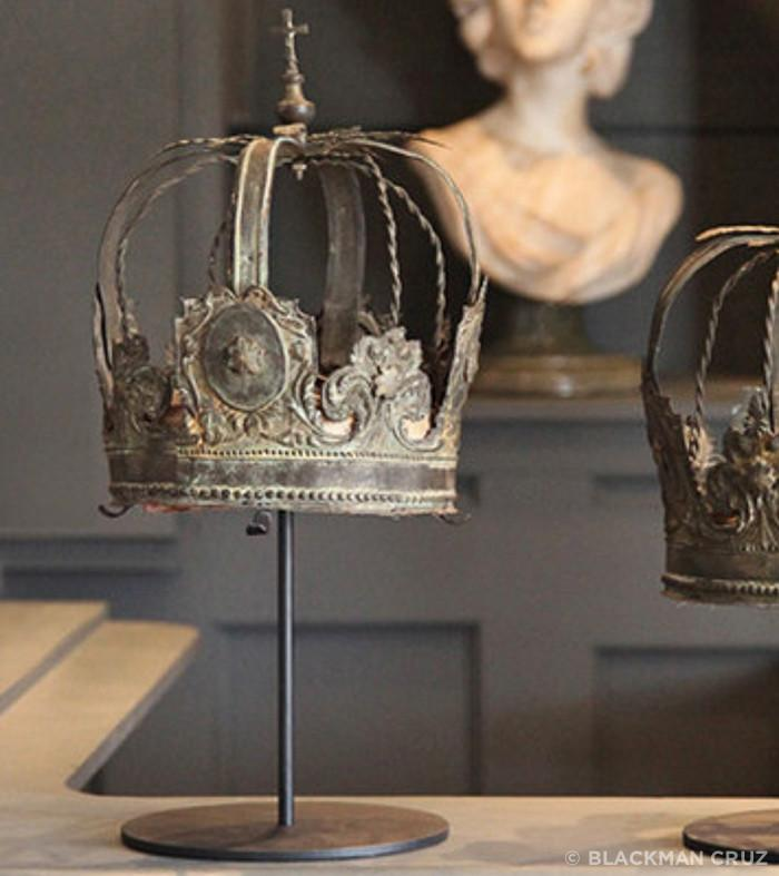 Repousse Crown