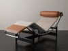 CHARLOTTE PERRIAND LC4 CHAISE LOUNGE