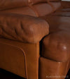 Cantu Leather Sofa