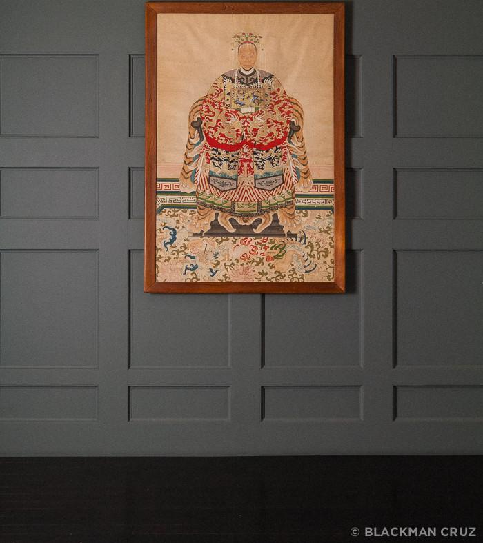 Chinese Ancestry Painting