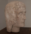 Deco Stone Bust