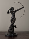'DIANA THE HUNTRESS' SCULPTURE