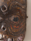 DOUBLE FACE GUERRERO CEREMONIAL MASK