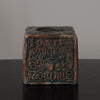 Inkwell by Mercer Moravian Tile Works