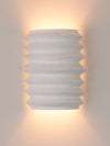 Ribbed Sconce
